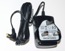 3 pin UK Plug Power Adapter