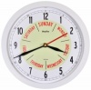 Midland Time & Day Clock Standard