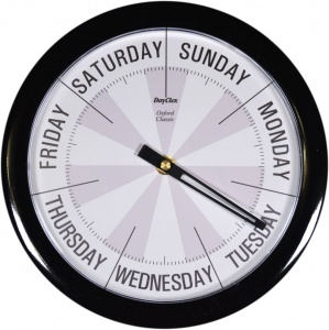 Oxford Day Clock Classic