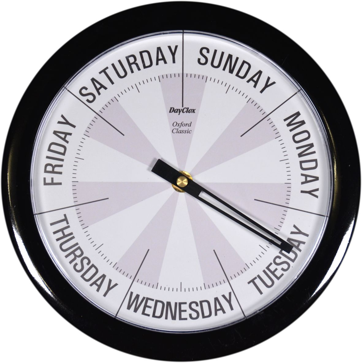 Oxford Classic Day Clock